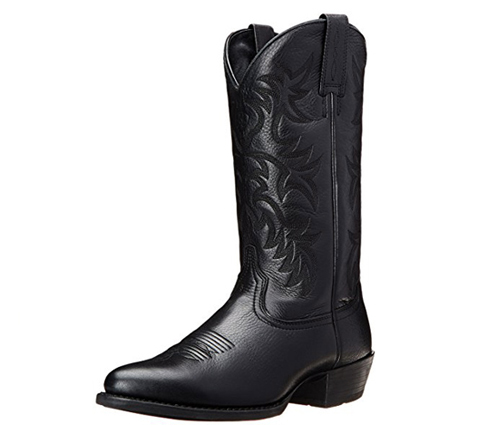 Ariat Heritage R Toe Cowboy Boot
