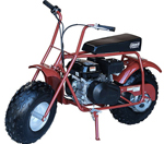 Coleman CT200U Powersports Mini Bike