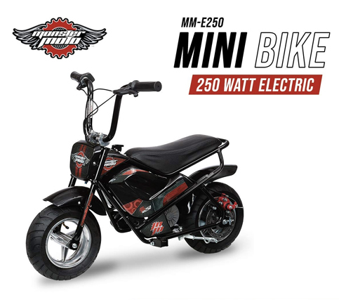 Monster Moto 250 Watt Electric Mini Bike