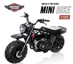Monster Moto MM-B212 Mini Bike