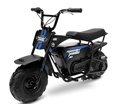 Monster Moto MM-E1000-BB Electric Mini Bike