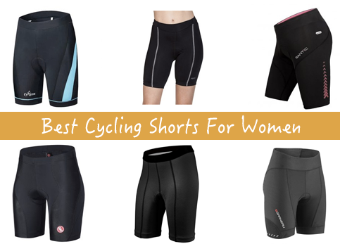 Best Cycling Shorts For Women