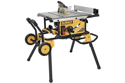 DEWALT DWE7491RS Job Site Table Saw