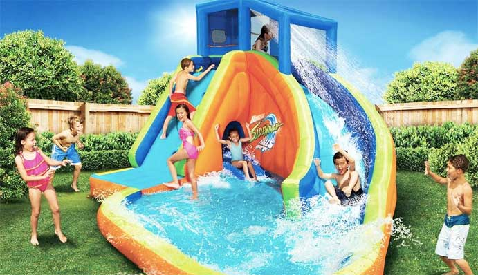 10 Best inflatable water slide for kids and adults in 2020