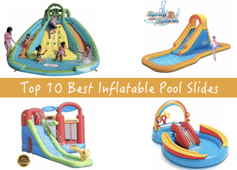 Top 10 Best Inflatable Pool Slides