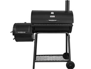 Royal Gourmet CC1830F Charcoal Grill with Offset Smoker - Best charcoal grill under 150$ buy it today