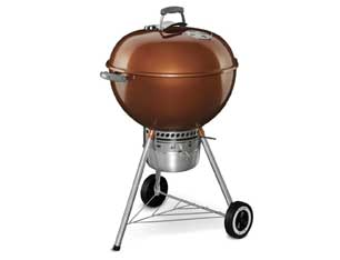 Weber 14402001 Charcoal Grill, 22-Inch, Copper - Planning to buy and you budget is under 200 usd then this one the best for you.