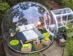 ZXMOTO Inflatable Bubble Camping Tent