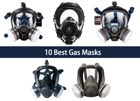 10 Best Gas Masks