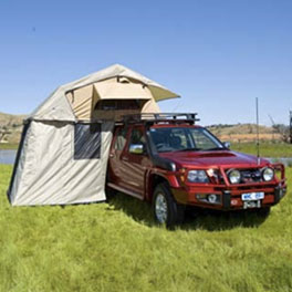 ARB 804100 Simpson III Brown Rooftop best suv Tent Annex with Changing Room buy it today