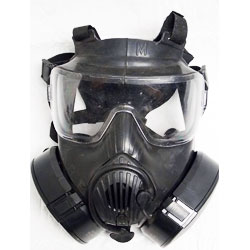 3M Safety 7800S-L 7800S Series Silicone Full Facepiece Respiratory Protection
