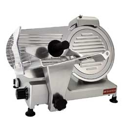 """BESWOOD 10"""" Premium Chromium-plated Carbon Steel Blade Electric Deli Meat Cheese Food Slicer_electric meat slicer for home use"""
