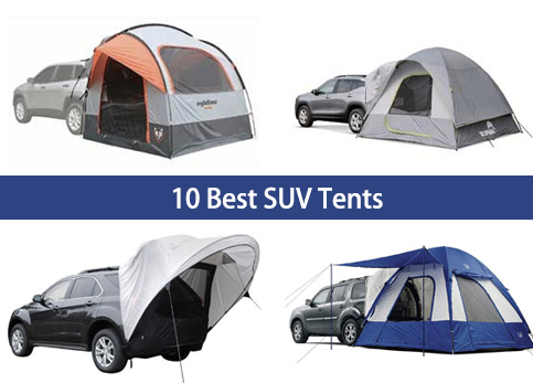 best suv tent