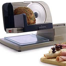 Chef'sChoice 6150000 Food Slicer_electric meat slicers