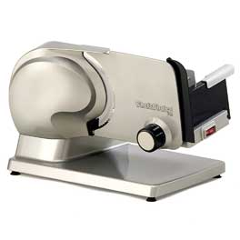 meat slicers for home use Chef'sChoice 615A Electric Meat Slicer_with Removable Blade for Easy Clean, 7-inch,Stainless Steel