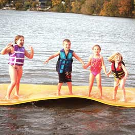 Redneck Convent RC_Foam Lake Floats Floating_Mat for Adults and Kids