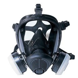 SAS Safety 7650-61 Opti-Fit Full-face APR Respirator