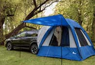 Sportz Dome to go tent Subaru Forester