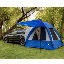 Sportz Dome suv tents for camping