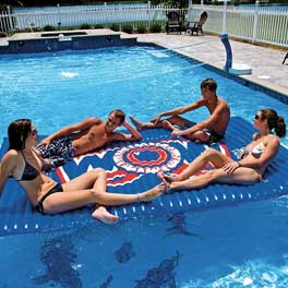 WOW World of Watersports 12-2030, Inflatable Floating Water Walkway_floating water carpets