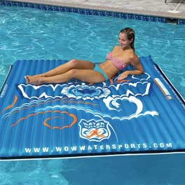 WOW World of Watersports_Water Walkway Floating Inflatable Mat_1 to 3 Person