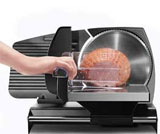 Chefman Die-Cast Electric Deli/Food Slicer, Precisely Cuts Meat