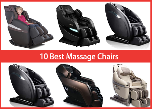 10 Best Massage Chairs
