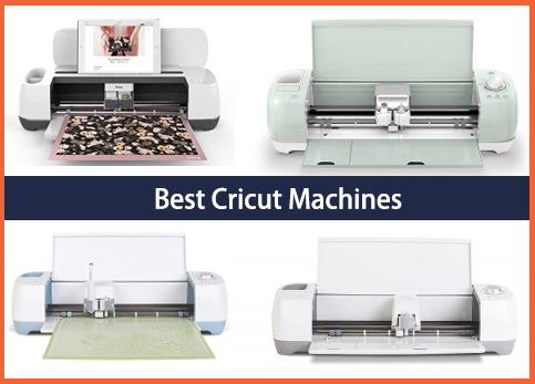 Cricut Machines Comparison & Reviews