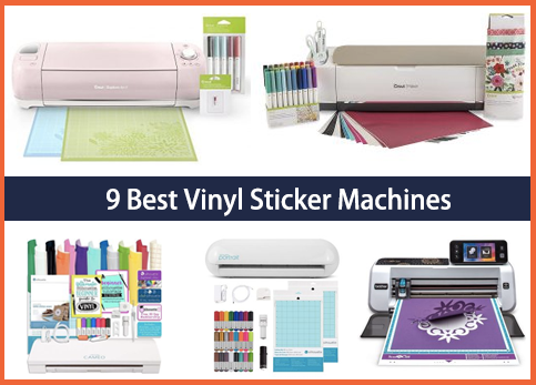Best Vinyl Sticker Machines