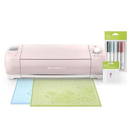 Cricut Explore Air 2, Rose Bundle
