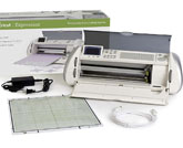 Cricut Expression 1 Electronic Cutting Machine with no cartridges included
