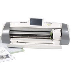 Cricut Expression 2 Electric Cutting Machine Without Starter Tool Kit Bundle