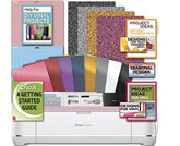 Cricut Maker Machine Bundle 4 Smooth Heat Transfer Permanent Vinyl Designs