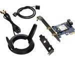 ASUS PCE-AC55BT B1 AC1200 Wireless Bluetooth 4.2 PCIe/Mpcie Adapter