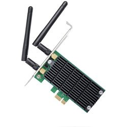 TP-Link AC1200 PCIe Wireless Wifi PCIe Card | 2.4G/5G Dual Band Wireless PCI Express Adapter | Low Profile, Long Range Beamforming Heat Sink Technology |...