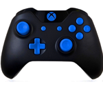 Blue Out 5000+ Modded Controller for Microsoft Xbox One