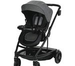 Graco Uno2Duo Stroller | Goes from Single to Double Stroller, Ellington