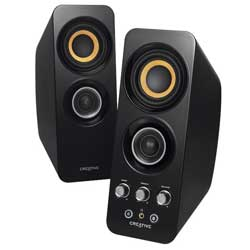 Creative T30 Wireless Bluetooth 3.0, 2.0 Computer Speaker System