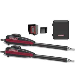 Liftmaster LA400PKGU Dual Swing Automatic Gate Opener Kit