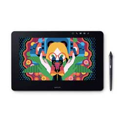 "Wacom DTH1320AK0 Cintiq Pro 13"" Creative Pen Display with Link Plus, HD LCD Graphics Monitor, Dark Gray"