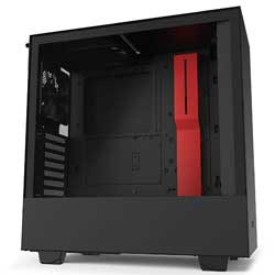 NZXT H510 - CA-H510B-BR - Compact ATX Mid-Tower PC Gaming Case