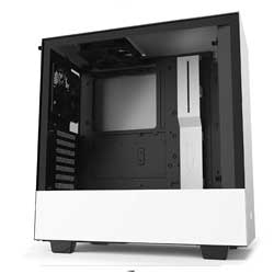 NZXT H510 - CA-H510B-W1 - Compact ATX Mid-Tower PC Gaming Case