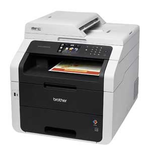 Brother MFC-9330CDW All-in-One Color Laser Printer