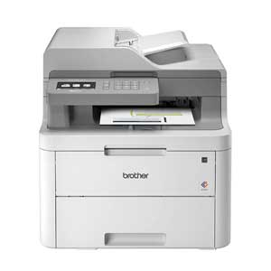 Brother RMFC-L3710CW Compact Digital Color All-in-One Printer Providing Laser Printer