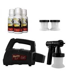 MaxiMist Lite Plus HVLP Spray Tanning System – The Best Portable Spray Tanning Machine For You