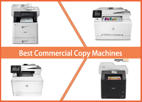Best Commercial Copy Machines