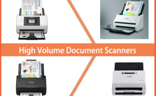 High Volume Document Scanners