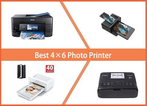 Best 4×6 Photo Printer