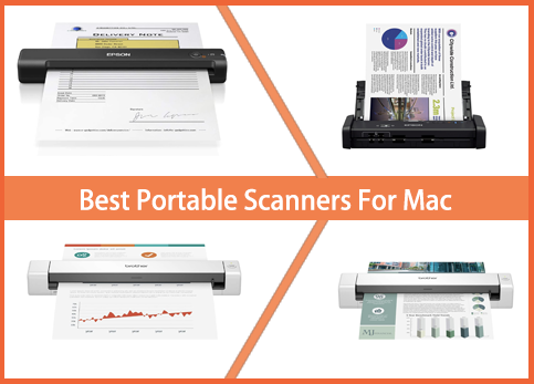 Best Portable Scanners For Mac
