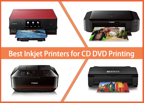 Best Inkjet Printers for CD DVD Printing